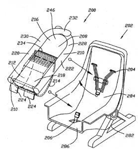 Car Seat Manufacturer Sued Again For Alleged Patent