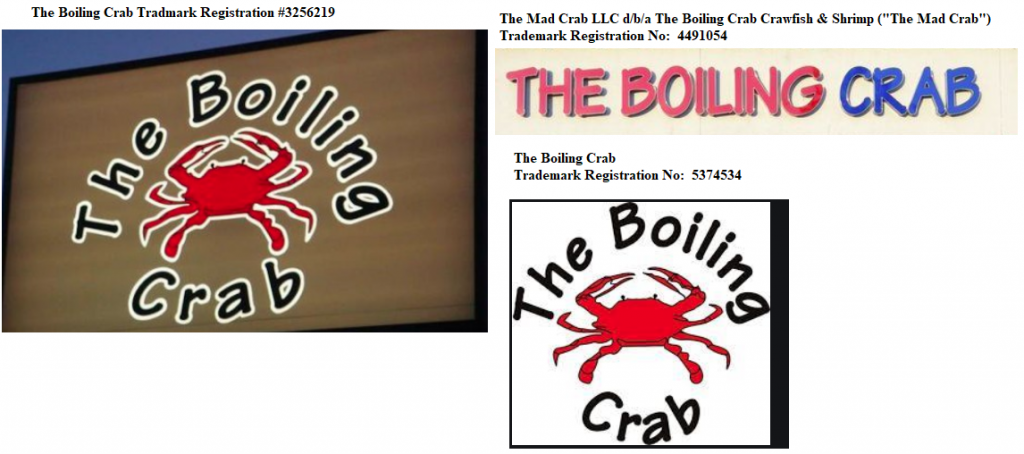 Boiling Crab Sues Two Indianapolis Restaurants for Alleged Infringement
